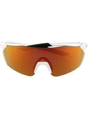 Солнцезащитные очки Reverb Smith. Цвет: белый