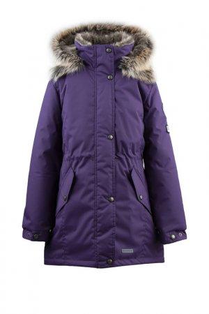 Куртка ESTELLA KERRY. Цвет: сливовый