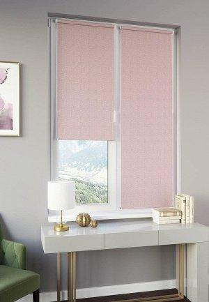 Штора рулонная Ornetta 170x43 см. Цвет: розовый