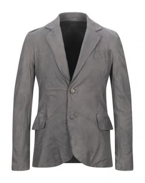 Пиджак 10SEI0OTTO. Цвет: серый