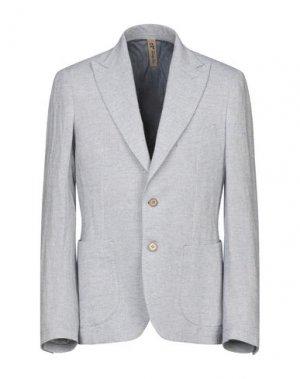 Пиджак TWENTY-ONE. Цвет: лазурный
