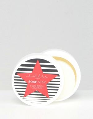 Средство для очистки кистей с кокосовым маслом -Бесцветный Lottie