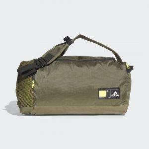 Спортивная сумка 4ATHLTS ID Performance adidas. Цвет: серый