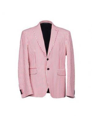 Пиджак LC23. Цвет: красный
