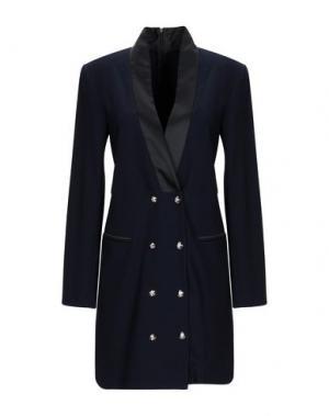 Легкое пальто ANNARITA N. Цвет: темно-синий
