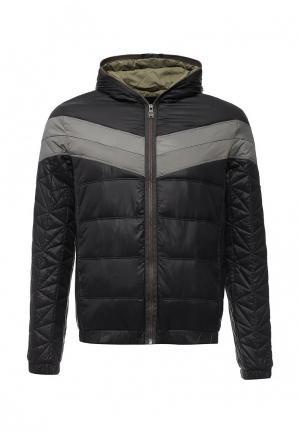 Куртка утепленная Energie. Цвет: разноцветный