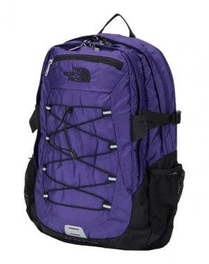 Рюкзаки и сумки на пояс THE NORTH FACE. Цвет: фиолетовый