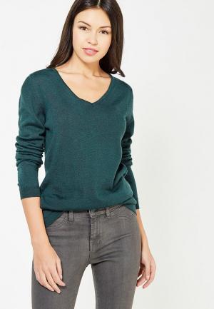 Пуловер Camomilla Italia. Цвет: зеленый
