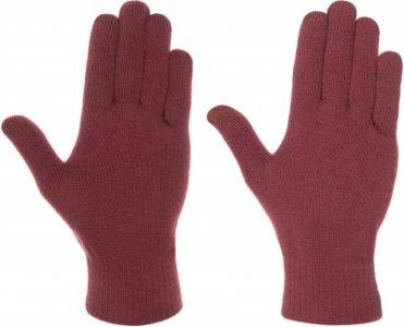 Перчатки вязаные , размер 9 Outventure. Цвет: красный