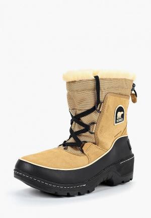 Ботинки Sorel TIVOLI™ III. Цвет: бежевый