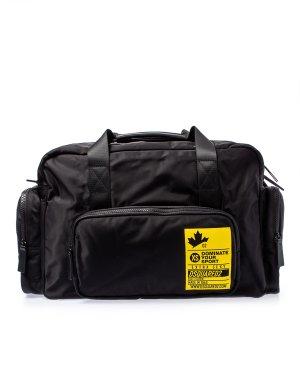 Дорожная сумка DFM0019 UNI черный DSQUARED2. Цвет: черный