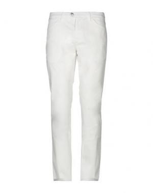 Повседневные брюки HENRI LLOYD. Цвет: белый