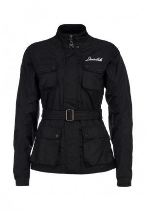 Куртка Lonsdale LO789EWARI73. Цвет: черный