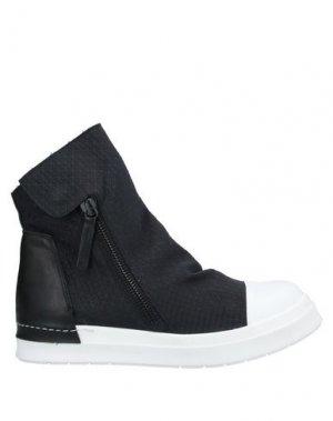 Полусапоги и высокие ботинки CINZIA ARAIA. Цвет: черный