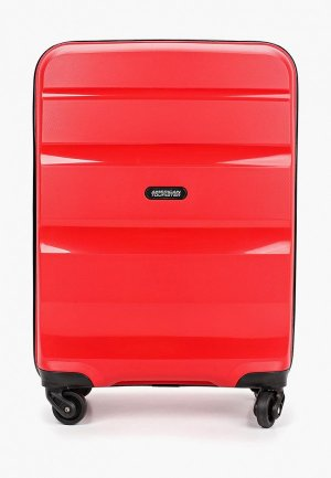 Чемодан American Tourister Cabin size. Цвет: красный