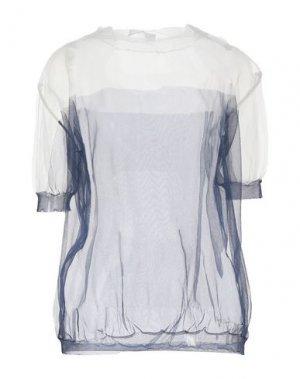 Блузка HAIKURE. Цвет: темно-синий
