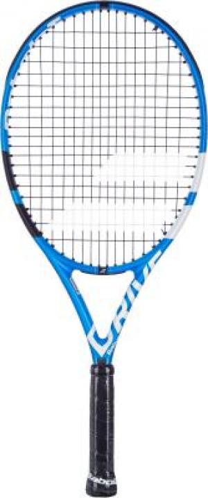 Ракетка для большого тенниса детская PURE DRIVE JUNIOR 25 Babolat. Цвет: синий