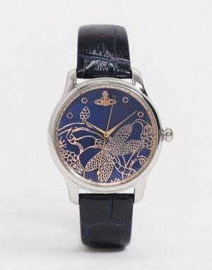 Синие наручные часы -Синий Vivienne Westwood