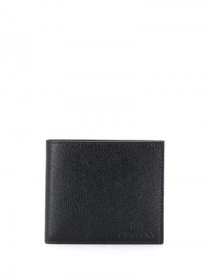 Churchs кошелек с тисненым логотипом Church's. Цвет: черный