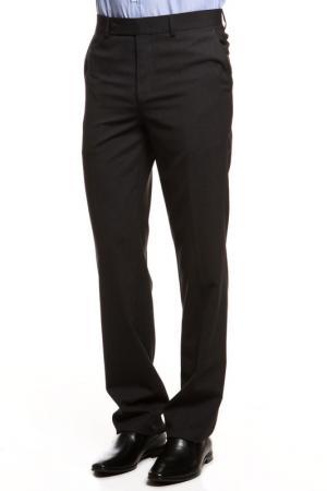 Брюки Yves Saint Laurent. Цвет: серый