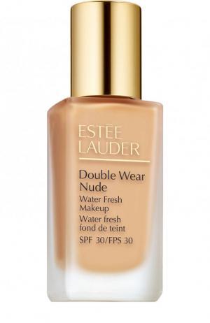 Тональный флюид Double Wear Nude, оттенок 2N1 Desert Beige Estée Lauder. Цвет: бесцветный
