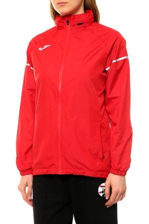 Куртка RACE Joma. Цвет: красный
