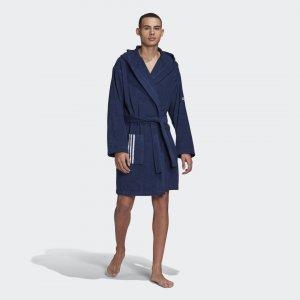 Купальный халат Performance adidas. Цвет: none