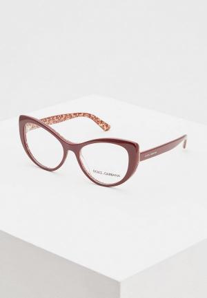 Оправа Dolce&Gabbana DG3285 3205. Цвет: бордовый