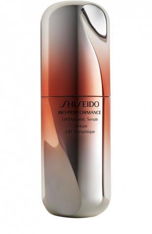Лифтинг-сыворотка интенсивного действия Shiseido. Цвет: бесцветный