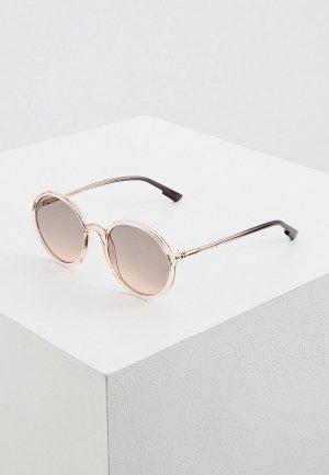 Очки солнцезащитные Christian Dior SOSTELLAIRE2 1N5. Цвет: розовый