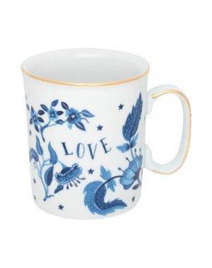 Для чая и кофе BITOSSI HOME. Цвет: белый