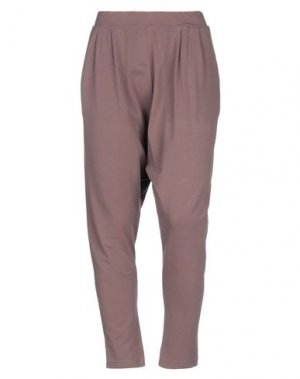 Повседневные брюки JIJIL. Цвет: коричневый
