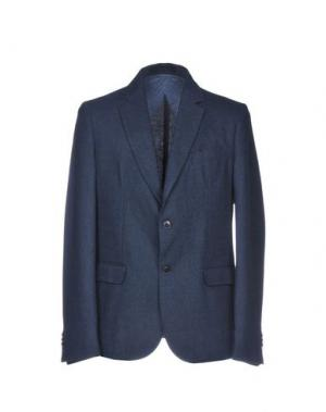 Пиджак SQUAD². Цвет: темно-синий