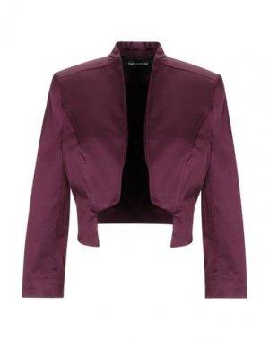 Пиджак FLAVIO CASTELLANI. Цвет: баклажанный