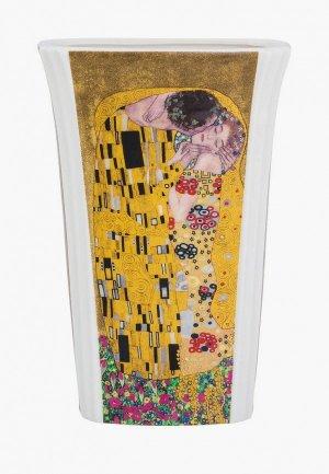 Ваза Elan Gallery 23х16 см. Цвет: коричневый