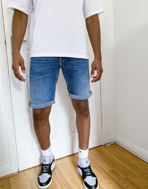 Джинсовые шорты -Синий Tommy Jeans