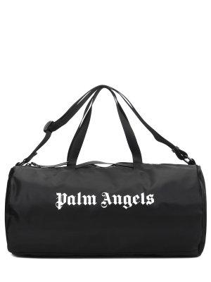 Сумка спортивная с логотипом PALM ANGELS