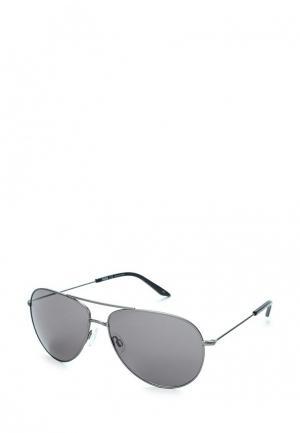 Очки солнцезащитные PUMA PE0023S002. Цвет: серый