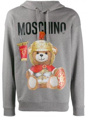 Худи Teddy Bear с логотипом Moschino