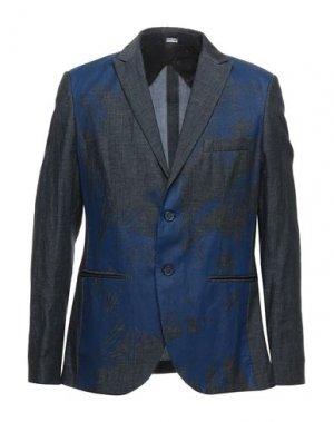 Пиджак YOON. Цвет: темно-синий
