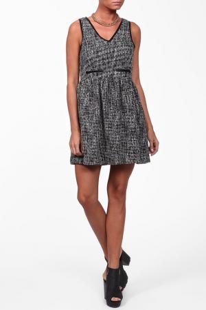 Платье AMERICAN RETRO. Цвет: черный