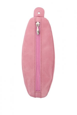 Футляр для ключей Flioraj. Цвет: розовый