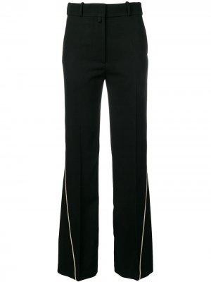 Расклешенные брюки Helix Petar Petrov. Цвет: черный