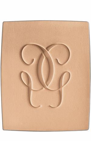 Сменный блок компактной тональной пудры Parure Gold, оттенок 02 Guerlain. Цвет: бесцветный