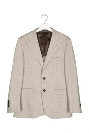 Пиджак Grey Tailoring. Цвет: бежевый