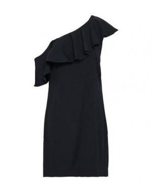 Короткое платье JOIE. Цвет: черный