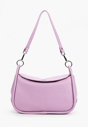 Сумка Afina. Цвет: фиолетовый