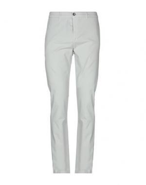 Повседневные брюки ARMATA DI MARE. Цвет: светло-серый