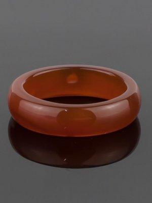 Кольцо классика сердолик кп-4810 Бусики-Колечки