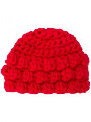 Вязаная шапка-бини P.A.R.O.S.H.